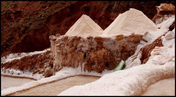 mines de sel de Maras - Pérou